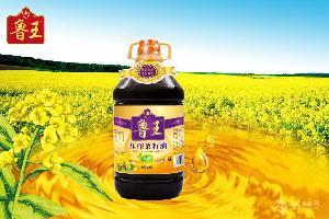 鲁王一级压榨菜籽油5L