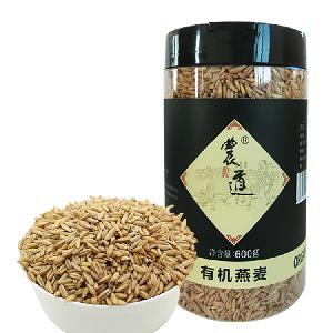 农道 罐装包装有机燕麦 600克/罐(包) 厂家直销