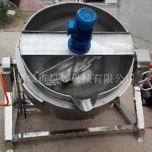 炒火锅底料机器