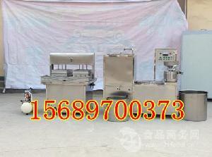 便宜的全自動豆腐機器多少钱多功能豆腐機厂家做豆腐的机械