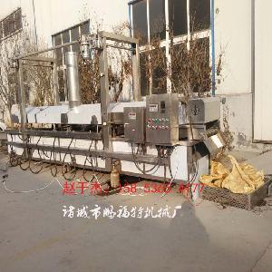 浙江猪皮油炸成套设备厂家直销