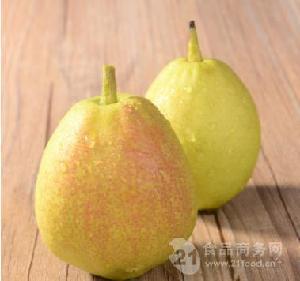新疆库尔勒香梨 新鲜水果梨子5斤装中果 非雪梨 果园直发一件代发