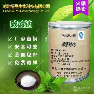 厂家直销 食品级 碳酸钠 漂白剂 碳酸钠 现货供应 一公斤起订