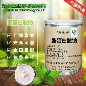 食品级增稠剂华安生物酪蛋白酸钠厂家直销现货供应