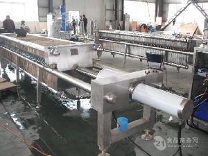 醋专用过滤机【板框硅藻土过滤机】—新乡新航醋过滤机厂家