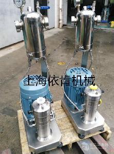 超細乳化機上海依肯廠家直接報價采購價格乳化機間歇式乳化機