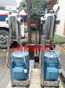 高剪切乳化均质机销量lingxian的乳化均质机改良型乳化均质机