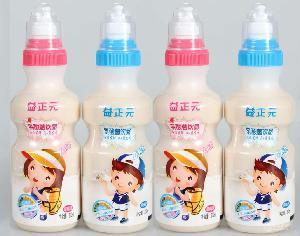 益正元200ml奶嘴瓶装乳酸菌饮品厂家招商