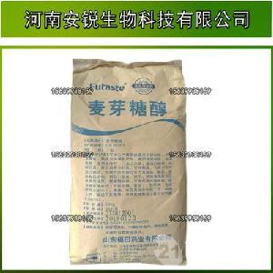厂家供应食品级功能糖 麦芽糖醇 甜味剂麦芽糖醇