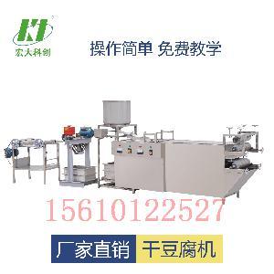贵州仿手工豆腐皮机 小型家用豆腐皮机 大型全自动豆腐皮机