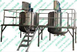 平台式乳化锅(乳化机)