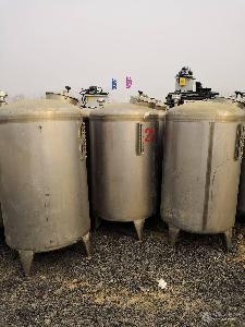 定制1吨不锈储罐 二手304储罐