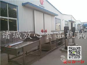 FX-800糯玉米速冻加工生产线