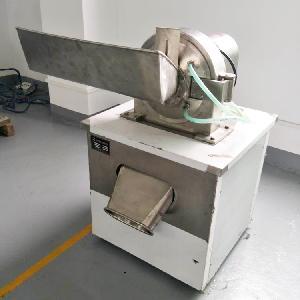 晨雕水冷式不锈钢粉碎机 白糖中药材专用粉碎机