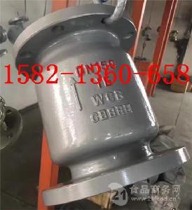 铸钢弹簧立式法兰止回阀H42H-16C/25C DN200