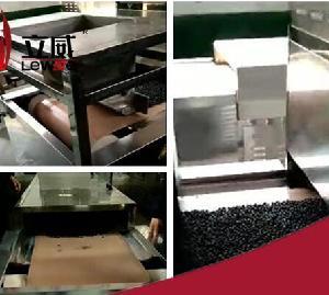 微波黑米熟化殺菌設備