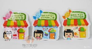 厂家生产 出口 打孔水果袋水果糖袋异形袋 糖果袋 新兴厂家直销