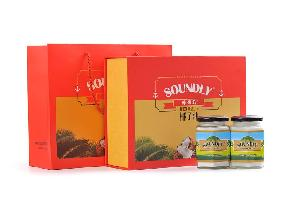 桑德利椰子油2x300礼盒