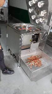 厂家供应草莓切片机草莓干片草莓冻干片草莓切片加工设备