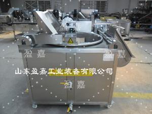 广元锅包肉油炸设备,自动搅拌油炸机
