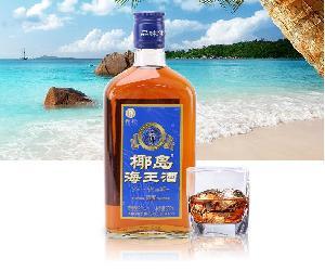 椰岛海王酒500ml礼盒
