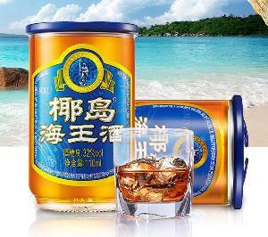 椰岛海王酒110ml