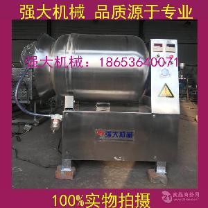 供应烧鸡腌制真空滚揉机 烤鸭腌制滚揉机
