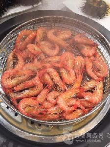 宏鴻集團--長沙分公司食材配送-基圍蝦