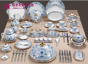 高淳陶瓷 盛世如意系列餐具