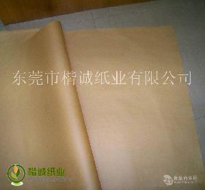 单硅褐色淋膜纸 楷诚防油淋膜纸批发