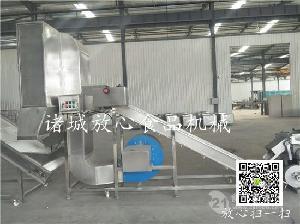 速冻毛豆生产线