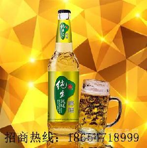 青岛青轩系列啤酒/纯生风味啤酒加盟招商
