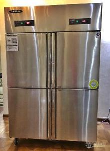 洛德四门冰箱JBL0542不锈钢四门双温冰箱