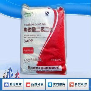 焦磷酸二氢二钠保水剂添加量