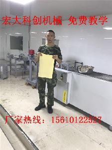 河北沧州豆腐皮机 自动豆腐干机 大型豆腐皮机生产线