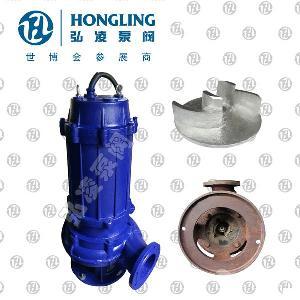 带切割装置排污泵WQK/QG