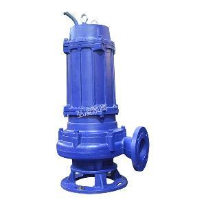 QW(WQ)型無堵塞潛水排污泵