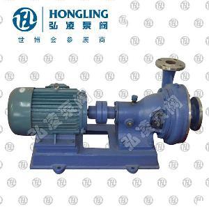PWF型耐腐蚀卧式污水泵