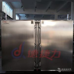食品液氮速冻-德捷力液氮速冻机设备技术