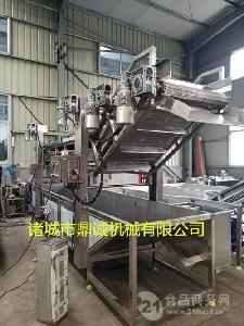 厂家直销玉米清洗蒸煮设备---玉米粒漂烫机