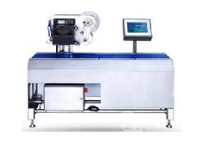 全自动打印贴标机 及时打印贴标机 称重贴标机