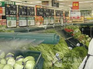 旋转小火锅蔬菜保鲜喷雾加湿器