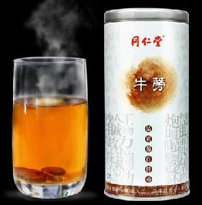 同仁堂牛蒡茶价格