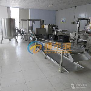 工厂用大型炸薄脆机器多少钱 (不锈钢制作)DR5000带冷却