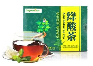 多莱安绛酸茶