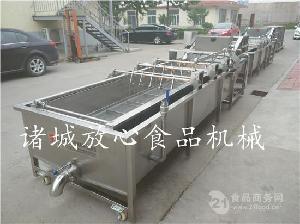 大产量海带清洗机