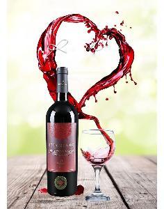 原瓶原装进口意大利珍藏艾特米安诺普里米蒂沃红葡萄酒批发