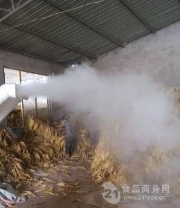 烟草分级增湿机