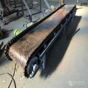 昆明耐磨传送带耐用 玉米输送机