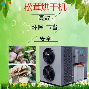 松茸空气能烘干机